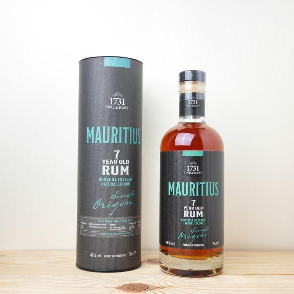 1731 Fine & Rare Mauritius Rum 7 Jahre