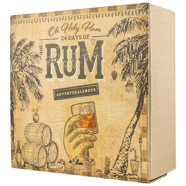 24 Days of Rum Adventskalender