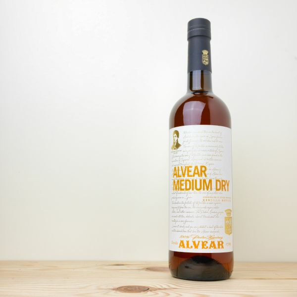 Alvear Medium Dry Sherry PX