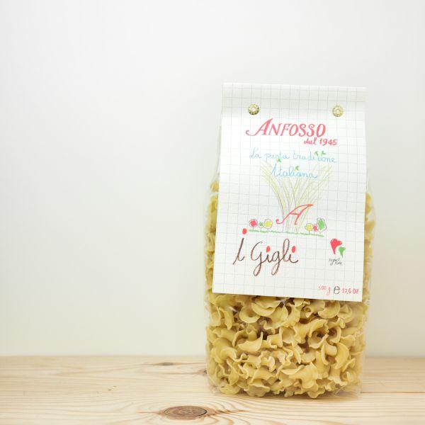 Anfosso Pasta Gigli 500g_