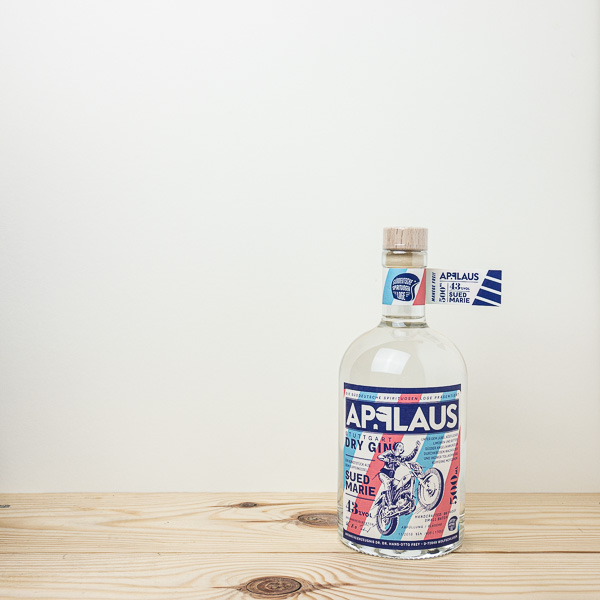Applaus Dry Gin Sued Marie