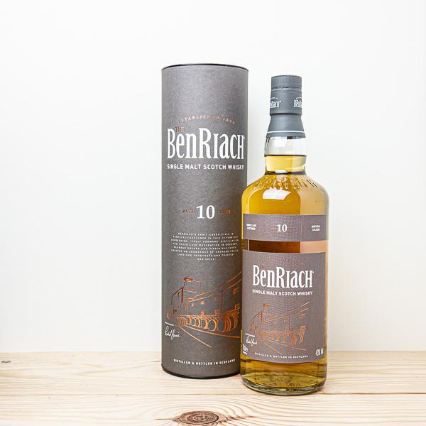 BenRiach 10