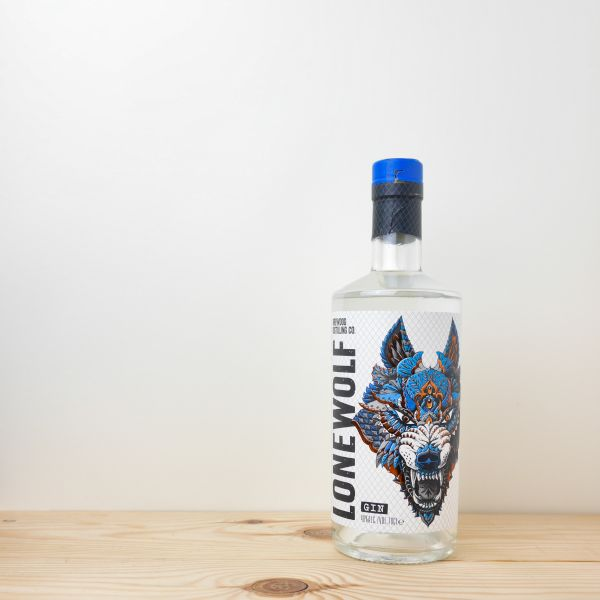 BrewDog LoneWolf Gin_