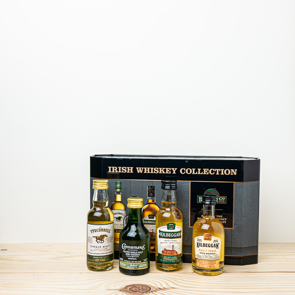 Cooleys Irish Whisky Collection 2