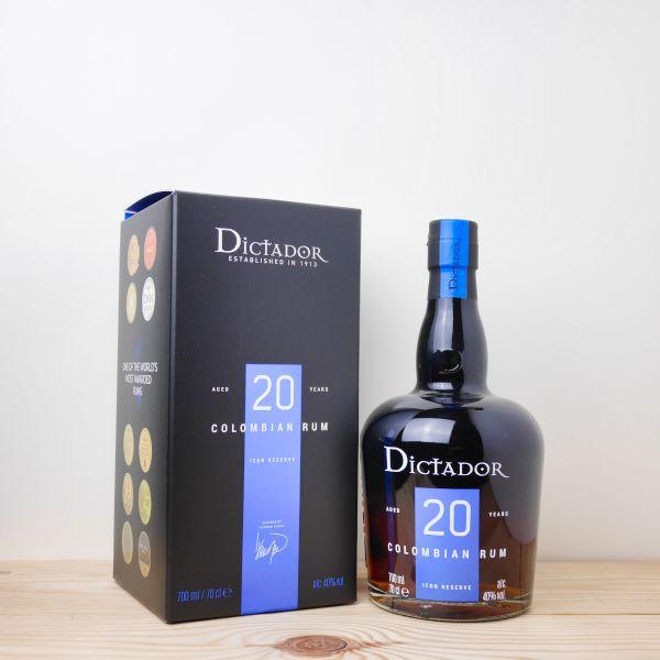 Dictador 20 Icon Reserve_