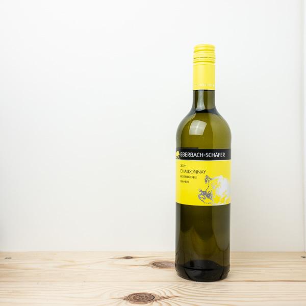Eberbach Schäfer Chardonnay feinherb