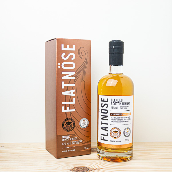 Islay Boys Flatnöse Blended Scotch Whisky