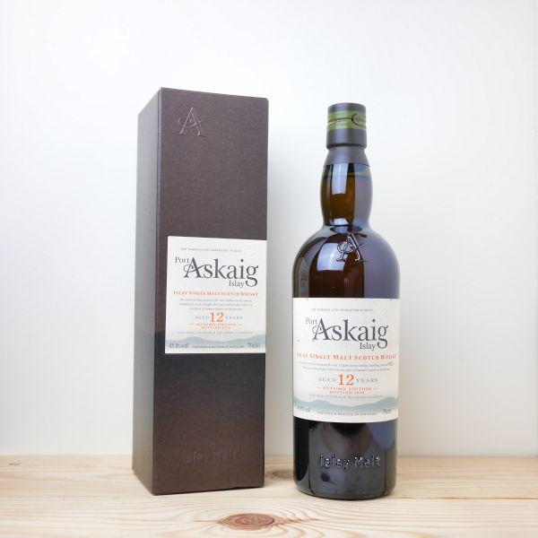 Port Askaig 12 Jahre Autumn Edition