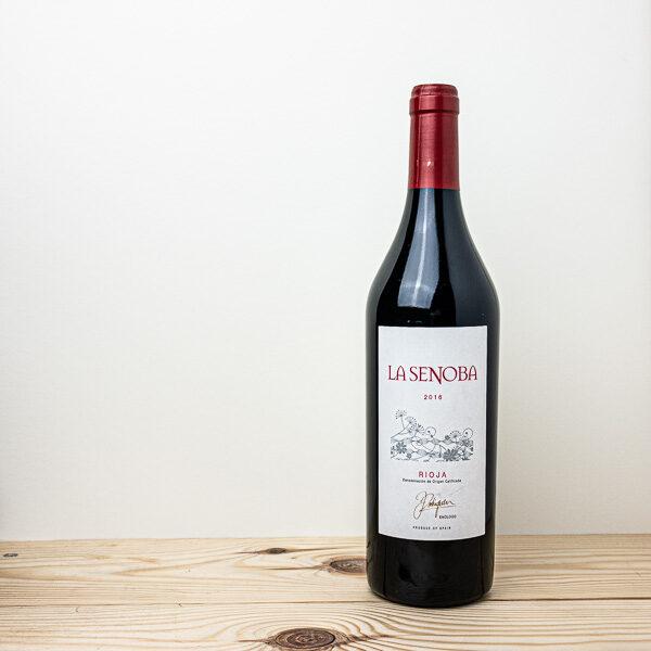 Rodriguez Sanzo La Senoba Rioja