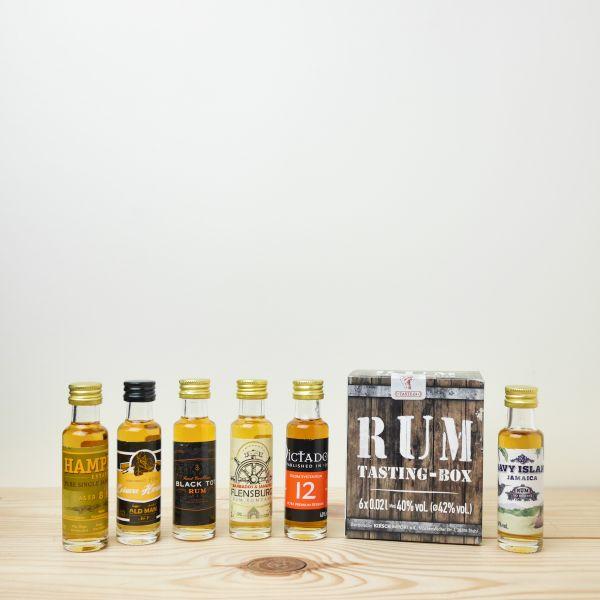 Rum Tasting Box 6 x 2cl