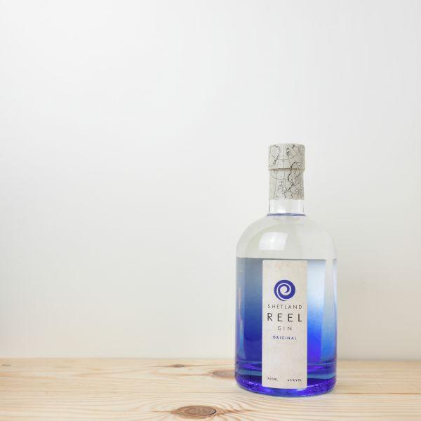 Shetland Reel original Gin_