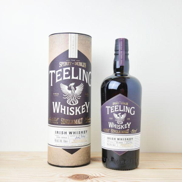Teeling Single Malt Irish Whiskey 0,7l